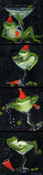 6x24frogs_in_a_column