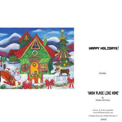 Christmas/Holidays Greeting Card